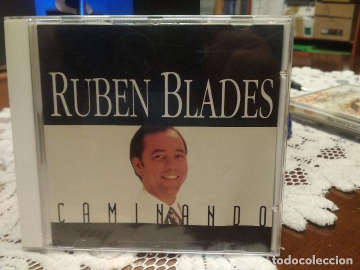 RUBEN BLADES / CAMINANDO / CD / EPIC / 1991 SIN CODIGO DE BARRAS PEPETO (Música - CD's Latina)