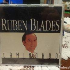 CDs de Música: RUBEN BLADES / CAMINANDO / CD / EPIC / 1991 SIN CODIGO DE BARRAS . Lote 181435408