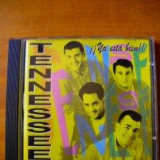CDs de Música: TENNESSEE - YA ESTÁ BIEN (CD). Lote 181440870