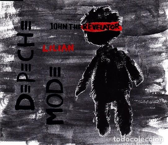 DEPECHE MODE - JOHN THE REVELATOR (Música - CD's Techno)