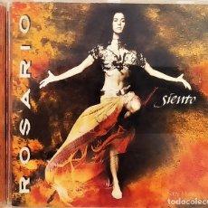 CDs de Música: CD ROSARIO FLORES - SIENTO, 1994, EPIC – EPC 478078 2, (EX_EX) . Lote 181458442