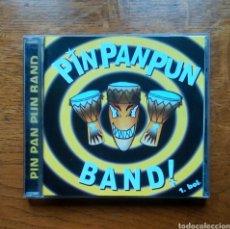 CDs de Música: PIN PAN PUN BAND - 1. BOL., OIHUKA, 2003. EUSKAL HERRIA.. Lote 181481648