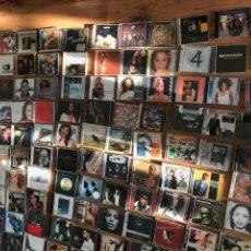 CDs de Música: COLECCIÓN 168 ÁLBUMES CD 'S POP-ROCK-SOUL-JAZZ ETC (60'S-70'S-80'S-90'S-00'S). Lote 181494768