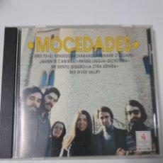 CDs de Música: CD MOCEDADES 1992 BMG ARIOLA. Lote 181519598