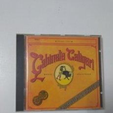 CDs de Música: CD GABINETE CALIGARI GRANDES ÉXITOS 1993 EMI-ODEON. Lote 181520777