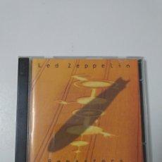 CDs de Música: CD LED ZEPPELIN REMASTERS 2 DISCOS 1990 ATLANTIC. Lote 181522238