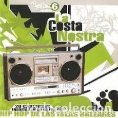 CDs de Música: LA COSTA NOSTRA CD ETCG032-CD. Lote 181523048