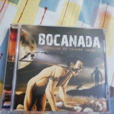 CDs de Música: BOCANADA / CD / CABALLOS DE RIENDA LARGA / MARTÍN ROMERO, HERMANO DE KUTXI ROMERO MAREA / BHATOO. Lote 181539743