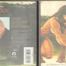 CDs de Música: TARZAN. AN ORIGINAL WALT DISNEY RECORDS SOUNDTRACK. COLLINS, PHIL. CD-SOLEXT-1021. Lote 181559328