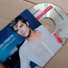 CDs de Música: CD-SINGLE -PROMOCION- DE RICKY MARTIN. Lote 181609040