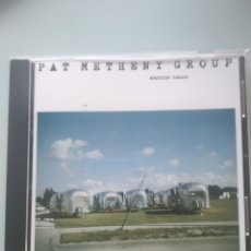 CDs de Música: PAT METHENY GROUP ‎– AMERICAN GARAGE (EDICIÓN JAPONESA CON OBI). Lote 181673568