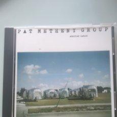 CDs de Música: PAT METHENY GROUP – AMERICAN GARAGE (EDICIÓN JAPONESA CON OBI). Lote 181673568