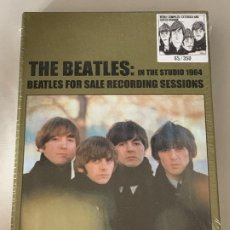 CDs de Música: THE BEATLES - IN THE STUDIO: BEATLES FOR SALE RECORDING SESSIONS - 9 CD, ED. LIMITADA. Lote 181683015