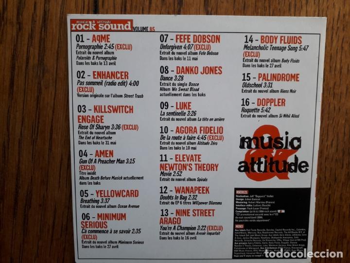 CDs de Música: Aqme + yelowcard + danko jones ... - Foto 2 - 181703736