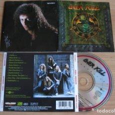 CDs de Música: OVERKILL: HORRORSCOPE / METALLICA, ANTHRAX, EXODUS, FORBBIDEN, DEATH ANGEL, MEGADETH, SLAYER.... Lote 268907309