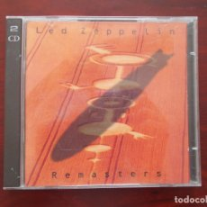 CDs de Música: CD LED ZEPPELIN - REMASTERS (2 CD'S) (5G). Lote 181716253