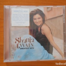 CDs de Música: CD SHANIA TWAIN - GREATEST HITS (5Ñ). Lote 181725201