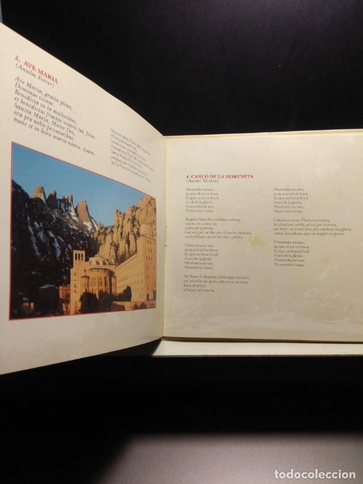 CDs de Música: CD CAPELLA DE MUSICA I ESCOLANIA DE MONTSERRAT : O VOS OMNES - Foto 3 - 181742042