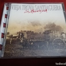 CDs de Música: VIEJA TROVA SANTIAGUERA. LA MANIGUA (CD). Lote 181788475