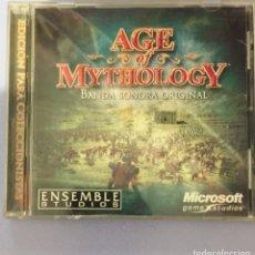 CDs de Música: BANDA SONORA ORIGINAL ACE OF MYTHOLOGY. Lote 181813262