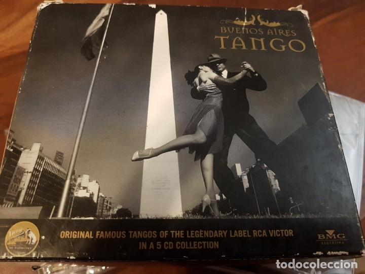 BUENOS AIRES TANGO (Música - CD's World Music)