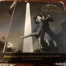 CDs de Música: BUENOS AIRES TANGO. Lote 181850025