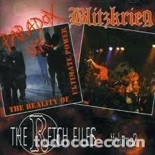 BLITZKRIEG / PARADOX U.K. - THE RETCH FILES VOLUME 2 (Música - CD's Rock)
