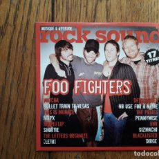 CDs de Música: FOO FIGHTERS + NO USE FOR A NAME + THE POSIES + PENNYWISE ...... Lote 181901812