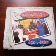 CDs de Música: ESTO ES CUBA. SON O SALSA.. Lote 181903516