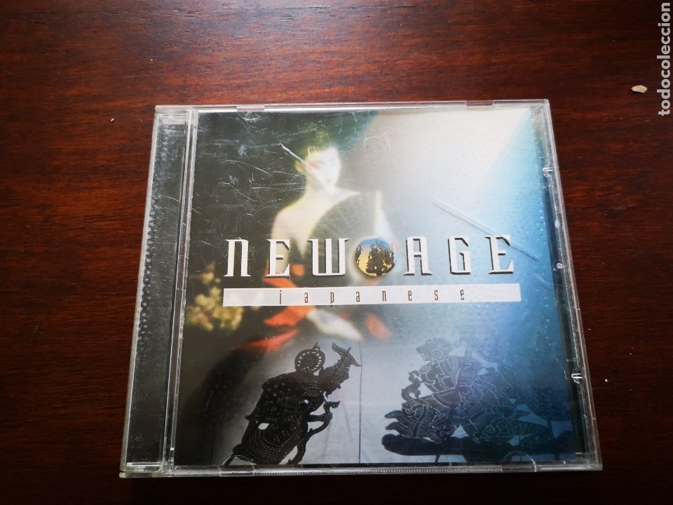 NEW AGE JAPANESE (Música - CD's New age)