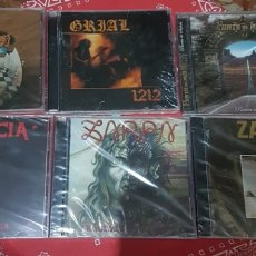 CDs de Música: LOTE DE 6 CD DE GRUPO ESPAÑOLES BADANA,GRIAL.JAVIER MIRA,ZARPA.ACRACIA, ZARPA. Lote 181950640