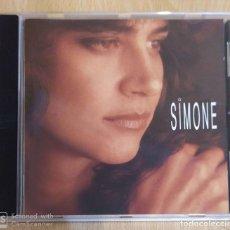 CDs de Música: SIMONE BITTENCOURT (SIMONE) CD 1991 * RARO - PARTICIPAN MANZANITA Y PABLO MILANES. Lote 175840512