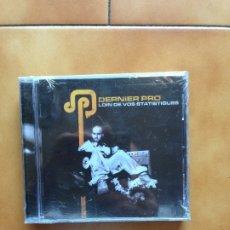 CDs de Música: CD LOIN DE VOS STATISTIQUES BY DERNIER PRO CD. Lote 181955821