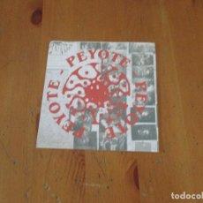 CDs de Música: PEYOTE VOLUMEN II DEMO MAQUETA 5 CANCIONES 2003 CON CARTA. Lote 181959827