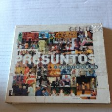 CDs de Música: CD PRESUNTOS IMPLICADOS - GENTE - CD 11 TEMAS - WARNER 2001. Lote 181960893