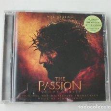 CDs de Música: THE PASSION OF THE CHRIST. LA PASIÓN DE CRISTO. BANDA SONORA ORIGINAL DE LA PELÍCULA. Lote 181963751