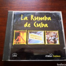 CDs de Música: LA RUMBA DE CUBA. Lote 181984135