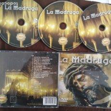 CDs de Música: SEMANA SANTA - LA MADRUGA (CAJA CON CD +2 DVD, PASARELA 2006) . Lote 182006322