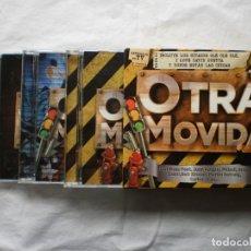 CDs de Música: OTRA MOVIDA. 3 CDS. Lote 182032601