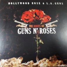 CDs de Música: GUNS N ROSES HOLLYWOOD ROSE & L.A. GUNS. Lote 182045177