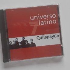 CDs de Música: (SEVILLA) CD QUILAPAYUN. UNIVERSO LATINO. Lote 182058732