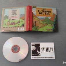 CDs de Música: IGUAZÚ – EL TEMPLO DEL SOL CD EMI-ODEON, S.A. – RTS0101-2 . Lote 182074538
