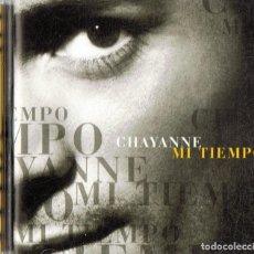 CDs de Música: CHAYANNE ¨MI TIEMPO¨ (CD). Lote 182078203