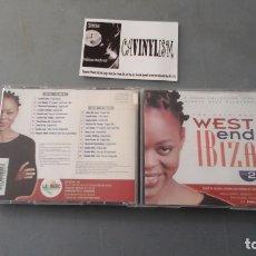 CDs de Música: CD. DOBLE WEST END IBIZA - VOL 2. Lote 182080275