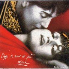 CDs de Música: MINA OGGI TI AMO DI PIU (CD). Lote 234175140