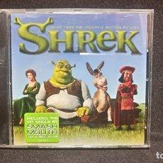 CDs de Música: SHREK BSO 2 CD´S SHREK 1 Y 2 BUEN ESTADO. Lote 182080992