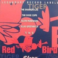 CDs de Música: VARIOUS – THE RED BIRD STORY (CHARLY REC., CD LAB 105, 2CD, 1996) THE SHANGRI-LAS, DEE DEE WARWICK... Lote 182081651