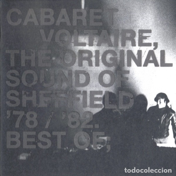 CABARET VOLTAIRE - THE ORIGINAL SOUND OF SHEFFIELD '78 / '82. BEST OF (Música - CD's Rock)