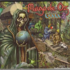CDs de Música: MAGO DE OZ CD + DVD GAIA DIGIBOOK 2003 . Lote 182108847
