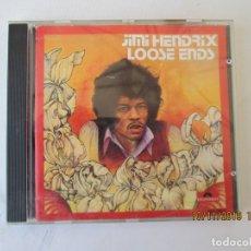 CDs de Música: JIMI HENDRIX , LOOSE ENDS - POLYDOR 1988 . Lote 182118851